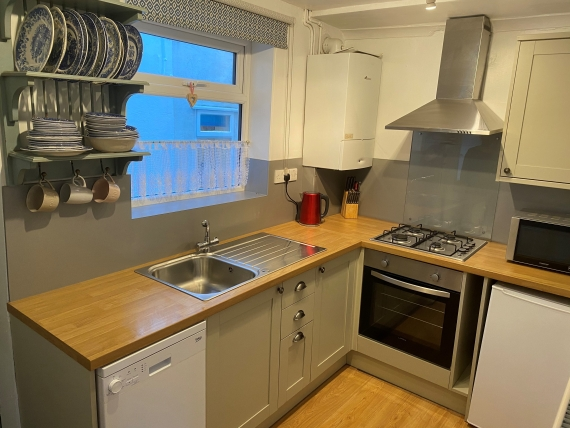 Kitchen - Holiday cottages Whitby