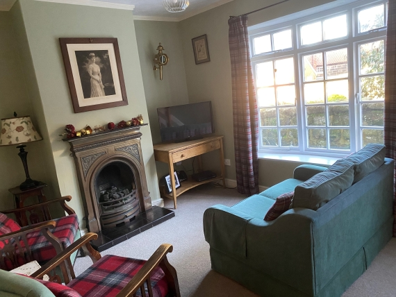 Lounge - Holiday cottages Whitby