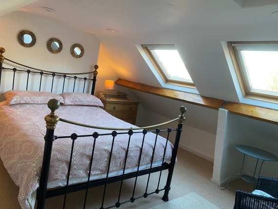 Main bedroom - Holiday cottages Whitby